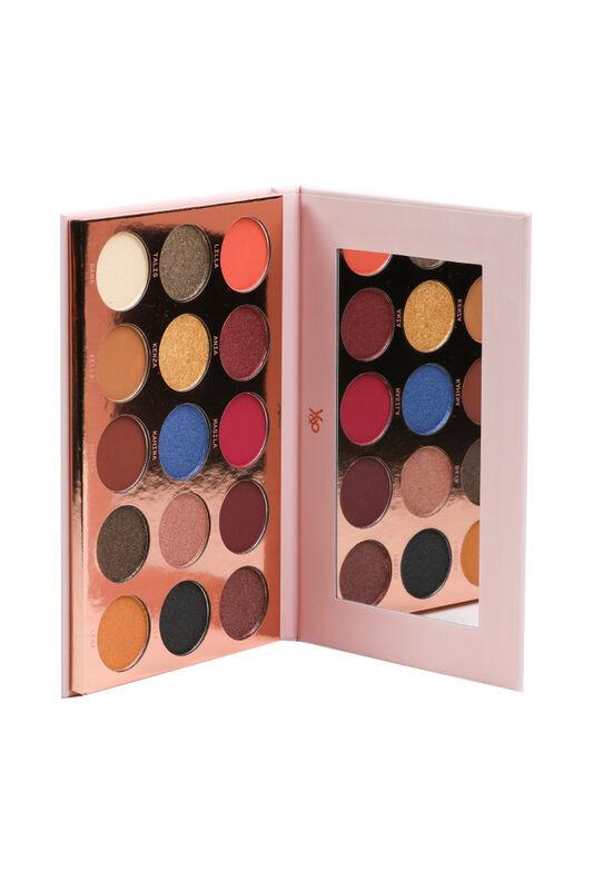 Moroccan Beauty : Palette Fard à Paupière 15 couleurs, , large image number null