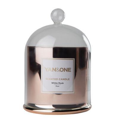 Bougie parfumée White Musk